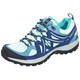 Salomon Ellipse 2 Aero Hiking Shoes Women igloo blue/slateblue/teal blue f
